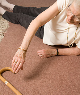 slip and fall accidents for seniors